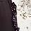 Thumbnail: Frou frou  - Pantalone in maglia  #HOMEWEAR