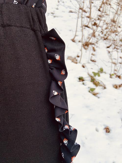 Frou frou  - Pantalone in maglia  #HOMEWEAR