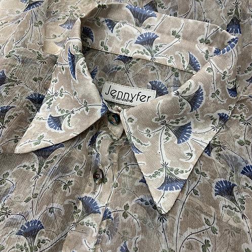 Agata - Camicia Fantasia fiori