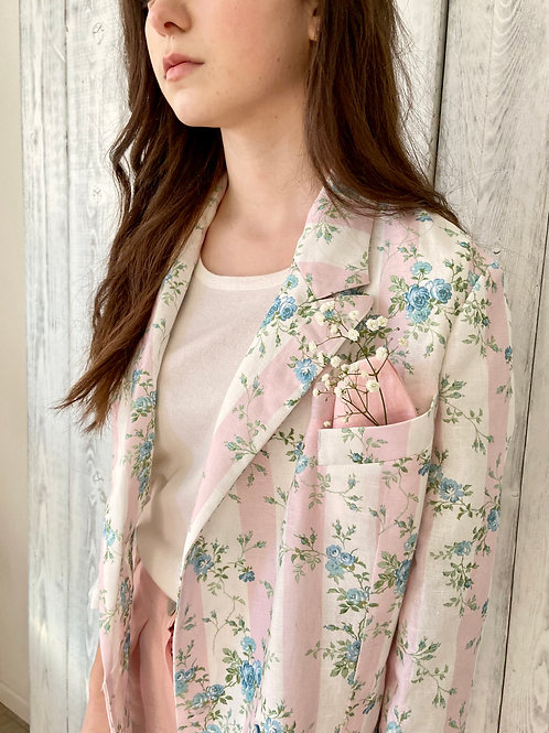 Rose Blazer - Double Breasted