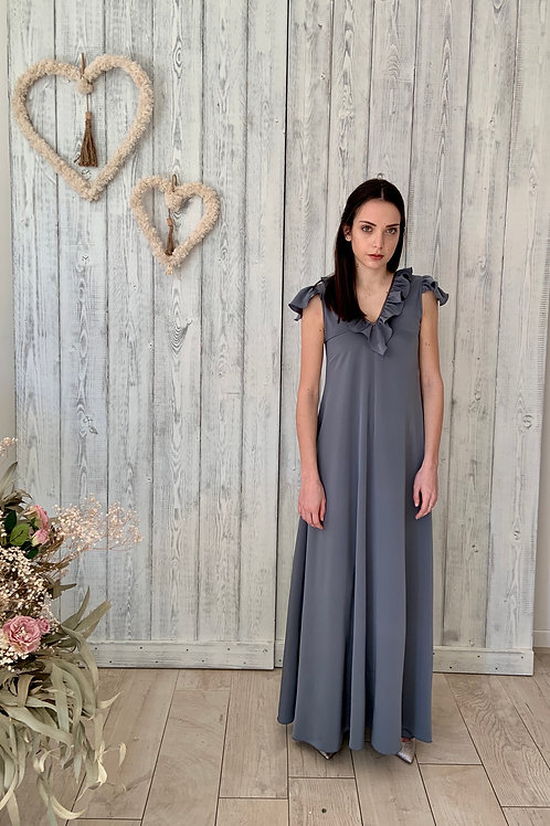 Sage desert Dress - Vestido largo