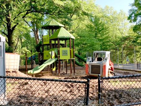 The Playground is Making Progress!