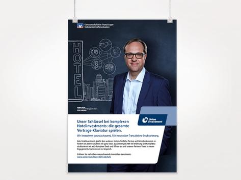 Union Investment Anzeigenkampagne 2016