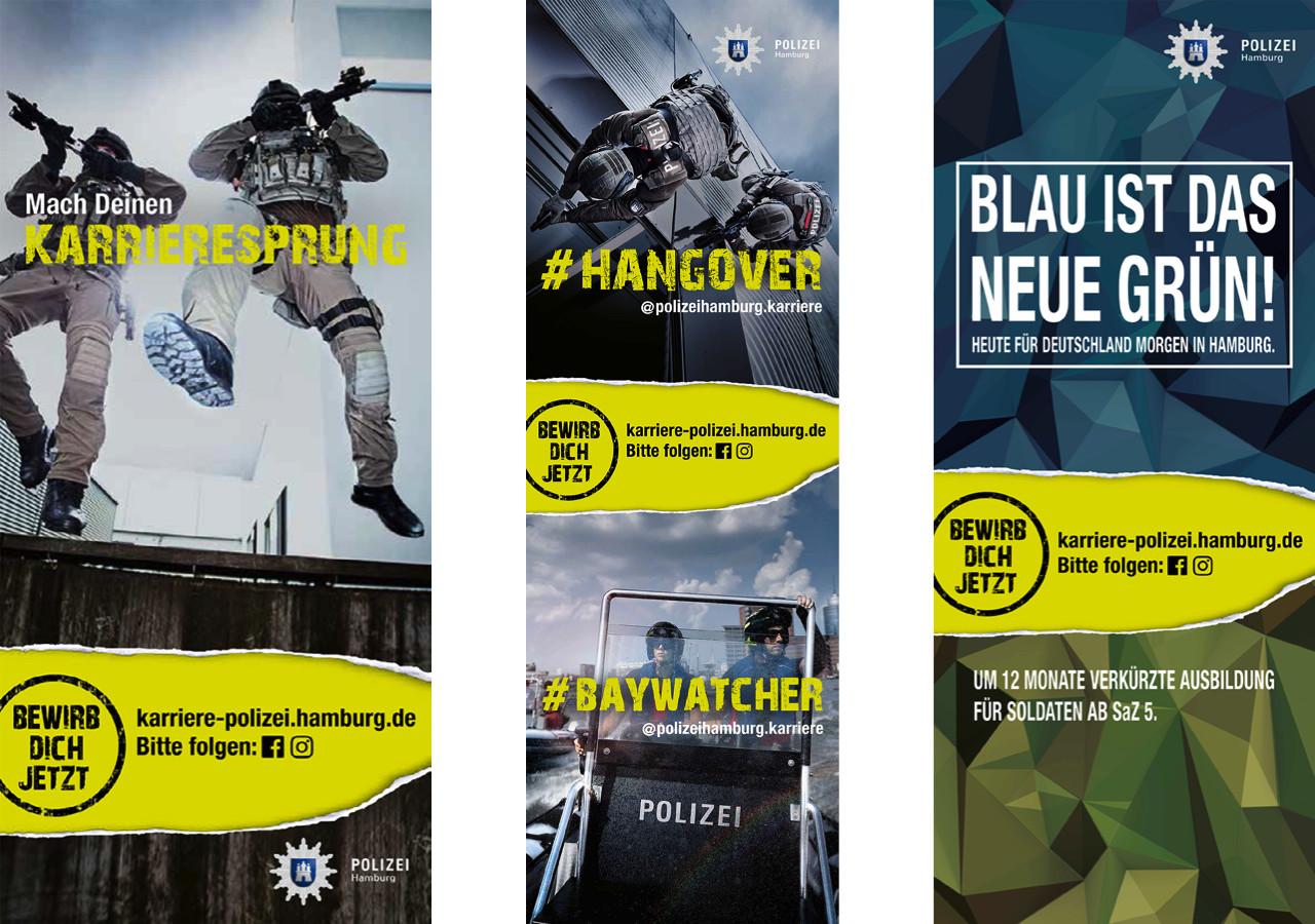 Polizei hamburg karriere