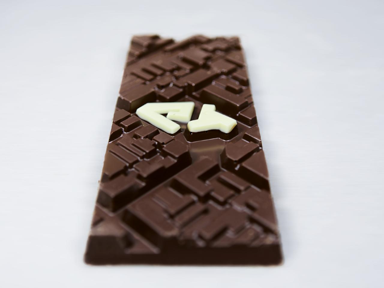 Union Investment Produktdesign Mieterschokolade