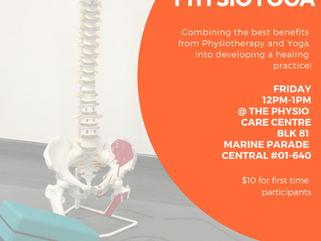 Launching Our New Service: PhysioYoga!