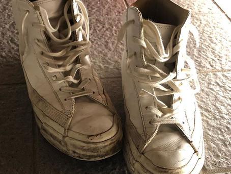 Asahiという靴