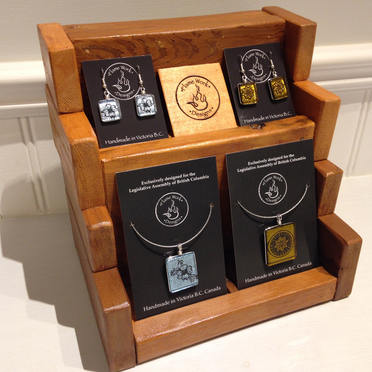 Legislature Gift Shop Display