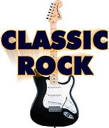 classic-rock-with-guitar-logo-stock-phot