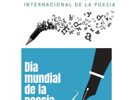 21 de març: arriba la primavera i el dia  internacional de la poesia