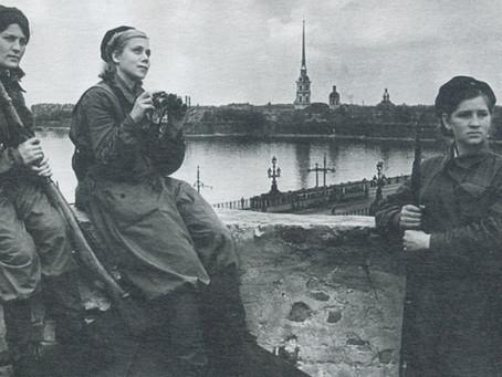 Montserrat Roig i El Setge de Leningrad