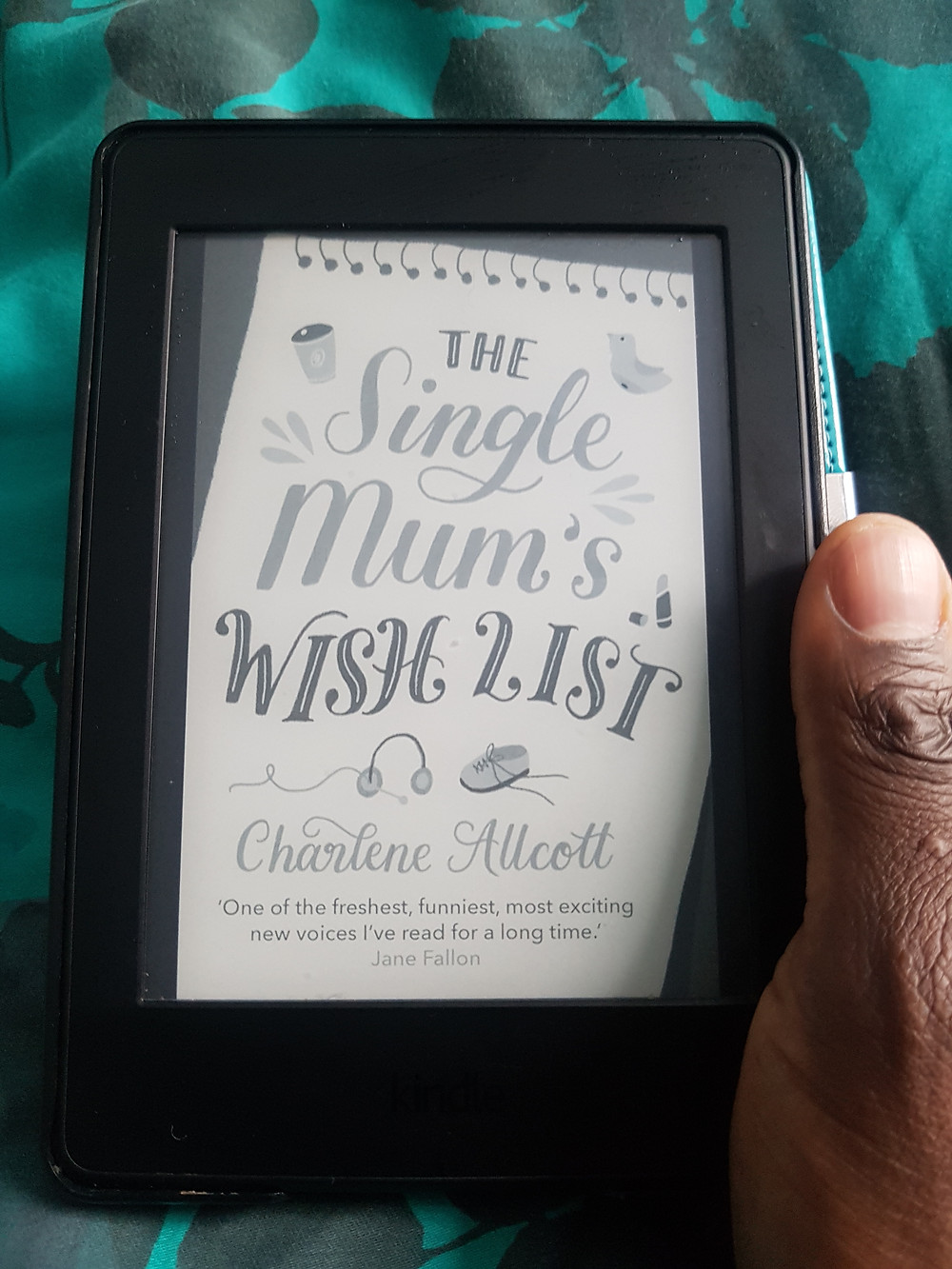Picture of The Single Mum's Wish List's cover