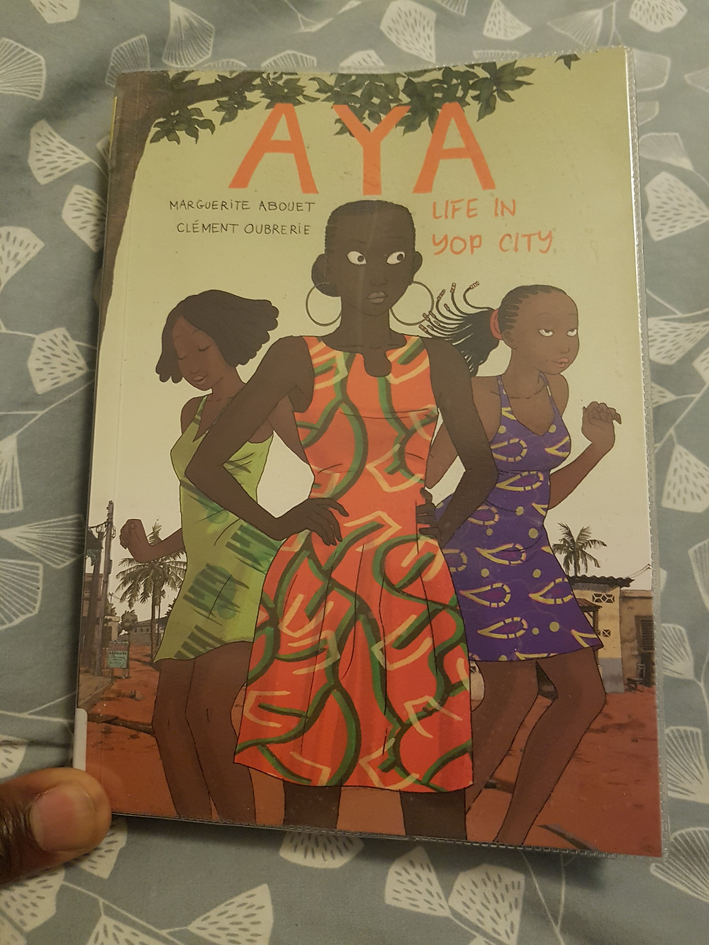 Cover of Aya Life in Yop City