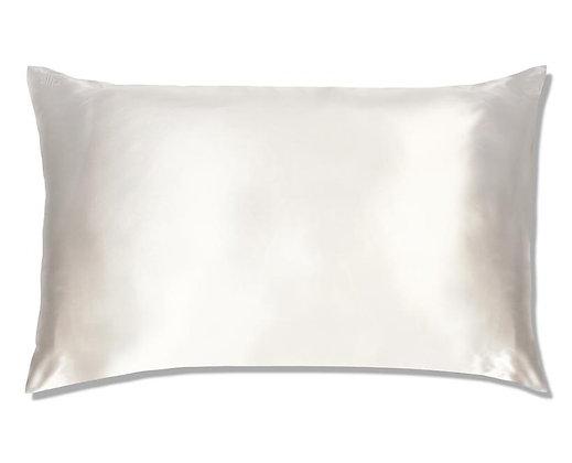 Slipsilk Pillowcase White King