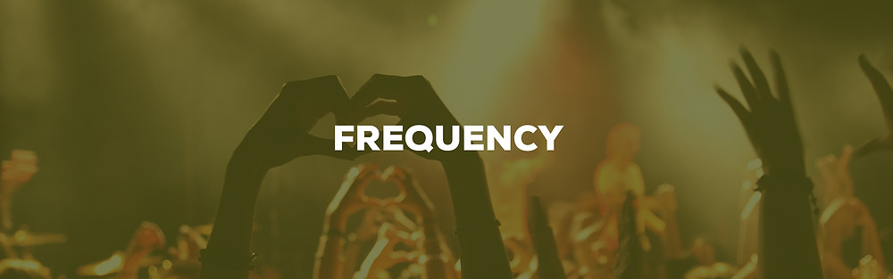 Frequency choice by Dope Motions