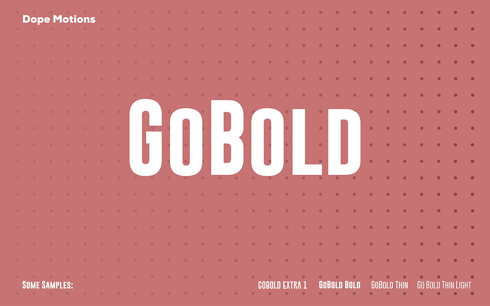 GoBold Choice by Dopemotions