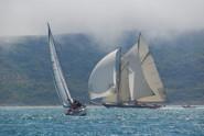 Gaff schooner