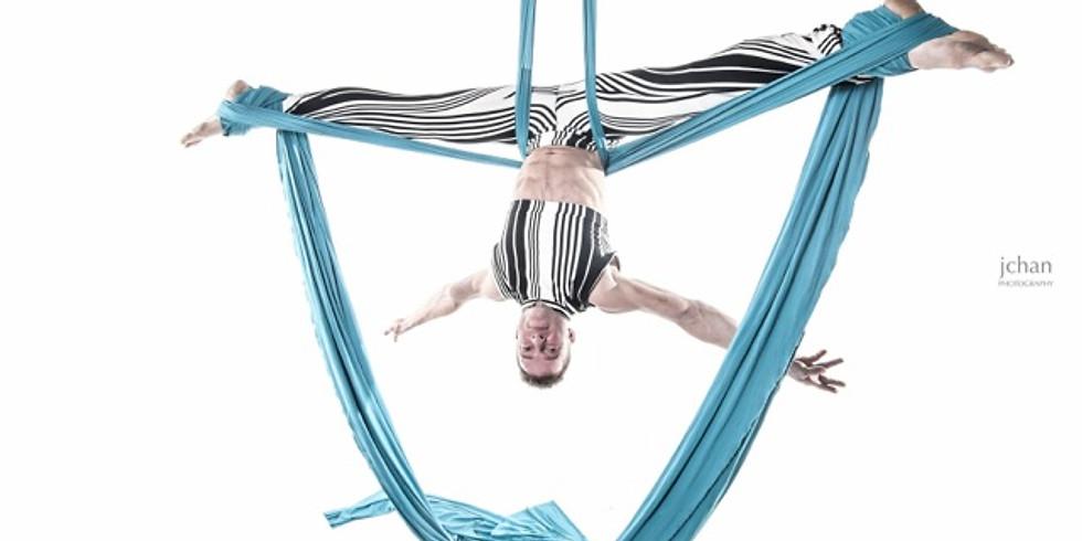Aerial Dance & Silks with Marley Skye