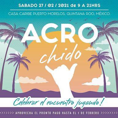 AcroChido Fest Puerto Morelos