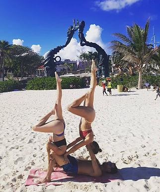 FREE Sunday beach jam Playa del Carmen, Colosio