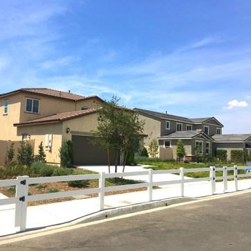 Braeburn - new homes