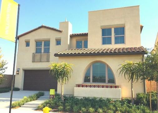 new homes at Willowton ONTARIO