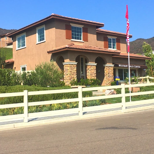 New homes at Westbury in Fallbrook