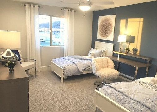 New Homes in the Verbena community at Eagle Crest in French Valley California