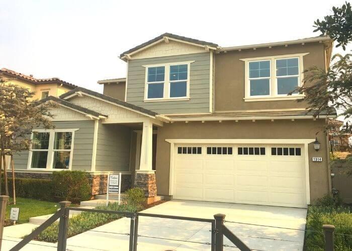New Homes at Cantamar at Otay Ranch