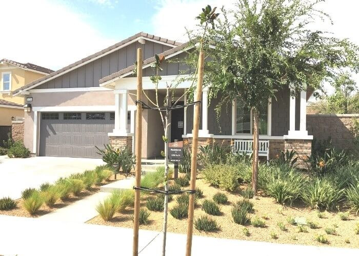 New Homes at Iron Walk in Fontana