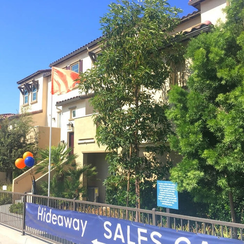 hideaway new homes oceanside