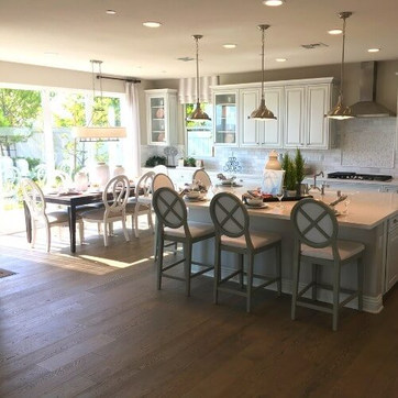 New homes in fallbrook at Promontory