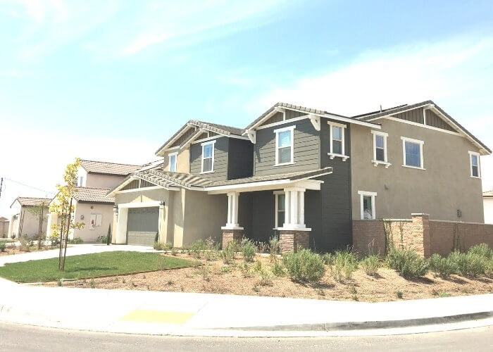 New Homes at Citrus Trails in Loma Linda