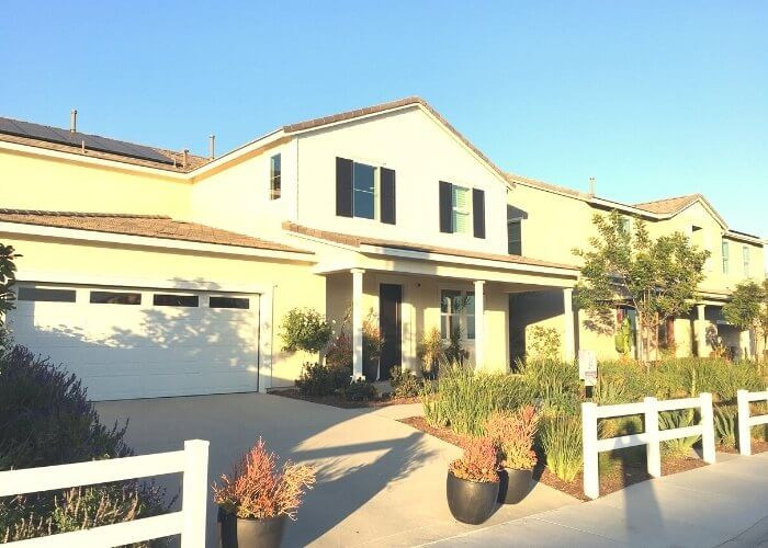 New Homes at Agave AT SPENCER'S CROSSING in Murrieta California