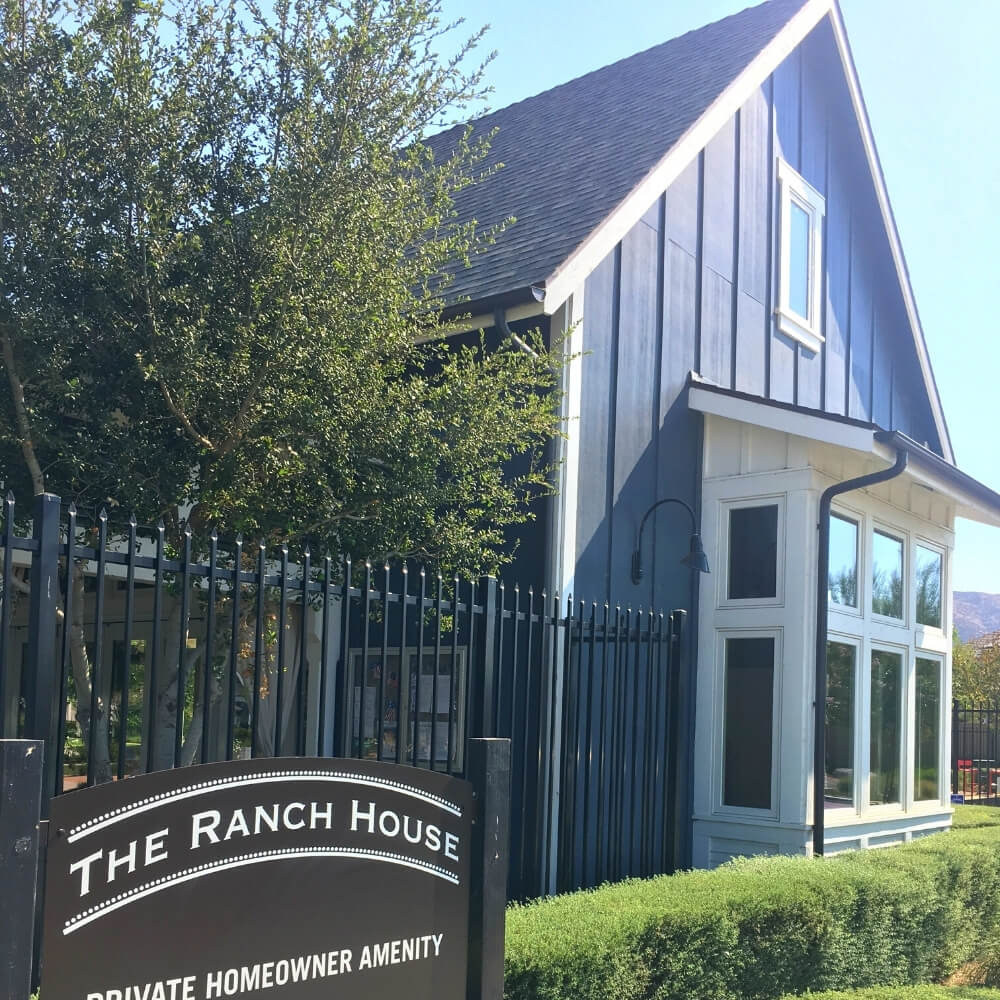 Community Rec. Center - The Ranch House