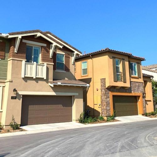 New homes at Altura