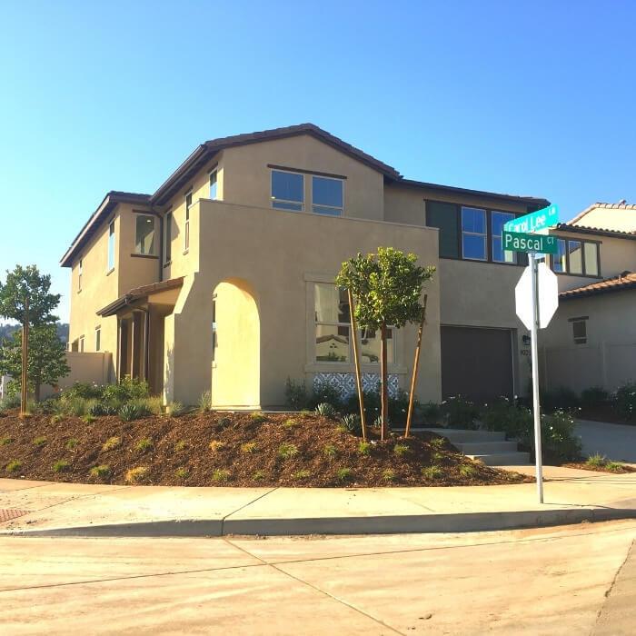 new homes Canopy Grove Sanctuary