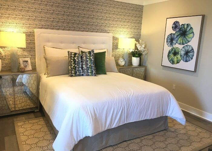 master single level new homes in Carlsbad Carlyle