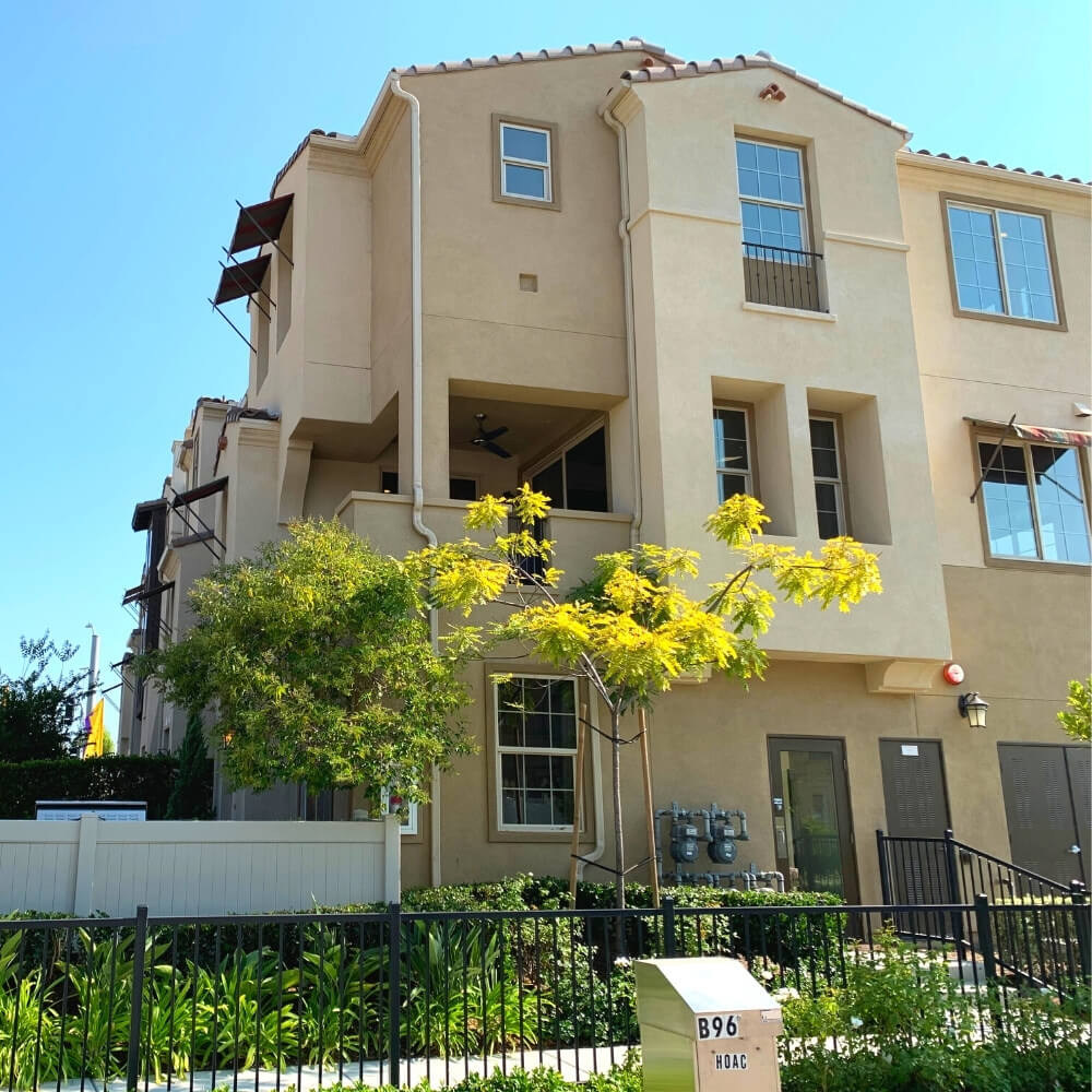 New homes at Lucero in Oceanside