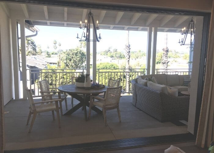 single level new homes in Carlsbad Carlyle