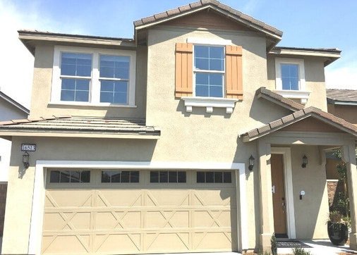 New Homes in Ridgeview at Gabion Ranch in Fontana