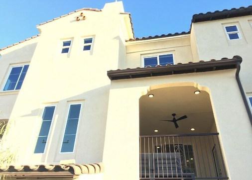 New Homes at Westside Walk in Costa Mesa