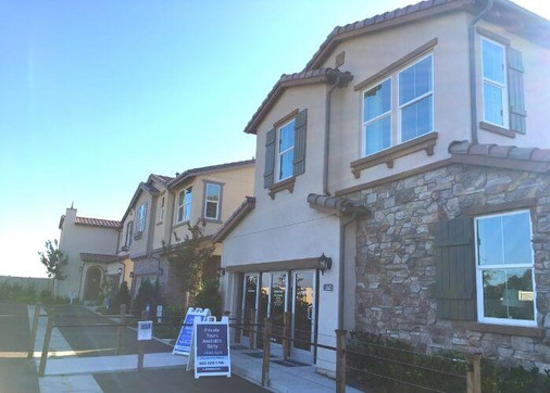 Treviso new homes in carlsbad