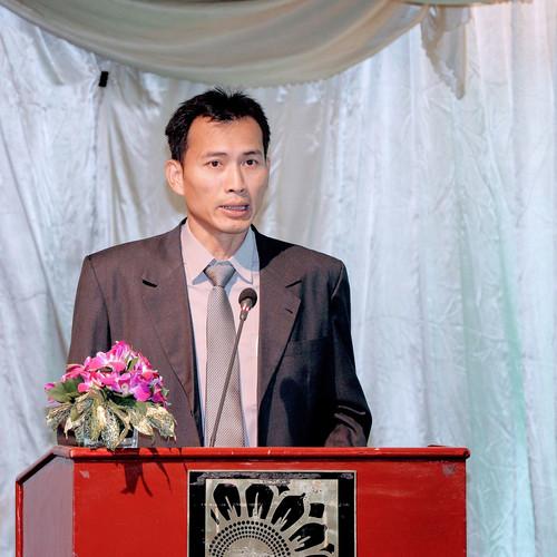 Prof Chhea Chorvann, NIPH