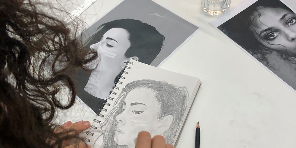 Drawing for Beginners with Lucy Piper