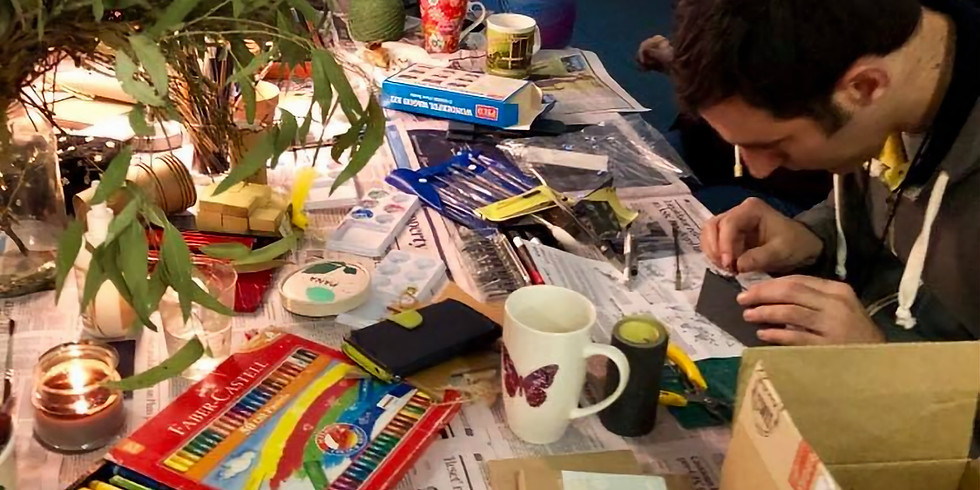 space+time Open Crafting Session