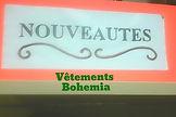 Bohemia vêtements équitable