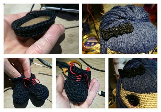 design distinctif taille 40 prix compétitif Nova - Lovety... Crochet Doll