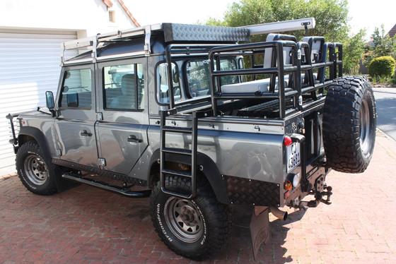 Hunting Vehicle Upgrade