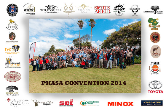 PHASA 2014 Conference